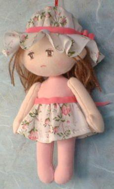Mini doll making