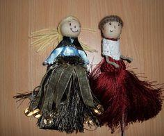 Make a Beautiful Tassel Doll