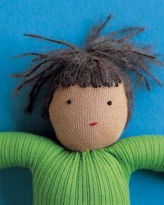 Make Handmade Dolls
