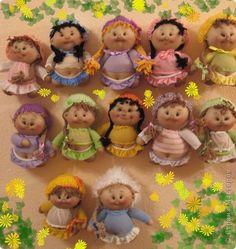 Cute mini dolls photo tutorial