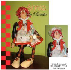 Annie Doll tutorial