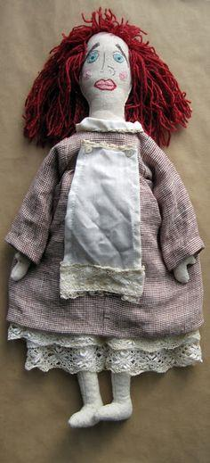 Pattern & Tutorial: Survival Doll