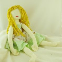 Make A Flannel Rag Doll