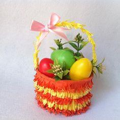Plastic Container Easter Basket