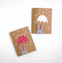 DIY - Easter Cards