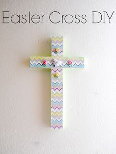 Easter Cross DIY