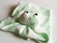 Critter Nursery Blanket Knockoff