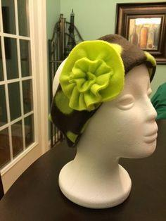 Fleece Ear Muff Head Band
