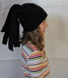 $5, 5 minute fleece hat!