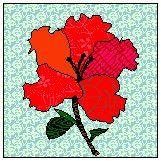 graphic regarding Free Printable Flower Applique Patterns named Flower Applique Routines -
