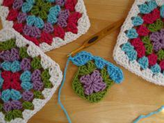 How to Make A Granny Square