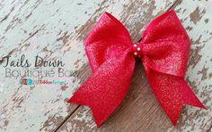 Tails Down Boutique Bow