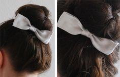 DIY Chic: Bow Hair Clip