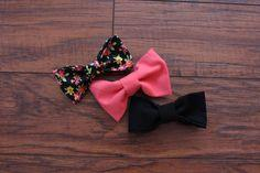 NO-SEW HAIR BOW