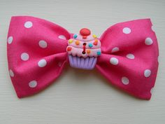 No-Sew Hair-Bow