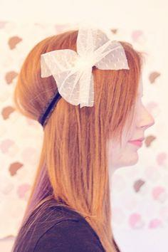 the 9 to 5faux bow headband