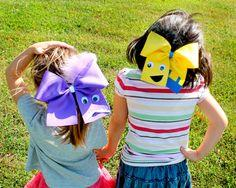 Minion Hair-Bow Mania