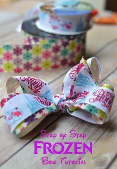 Step-by-Step Boutique Hair Bow
