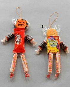 Halloween Candy People