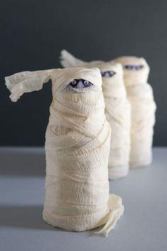 Mummy Wrapped Drink