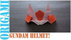 make an Origami Gundam