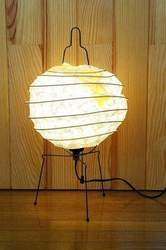Make a Japanese lampshade