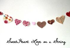 SweetHeart Love String
