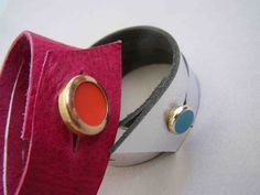 Women's Leather Coil Cuff tutorial