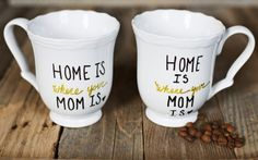DIY Mother's Day Mug