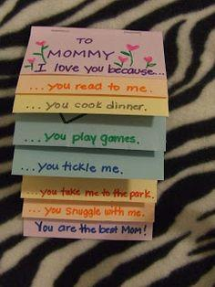 Easy Mother's Day Cards