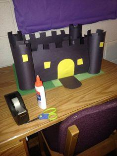 Paper Castle Craft