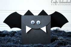 Paper Bats - Crafts Unleashed
