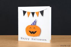 Very Happy Halloween card
