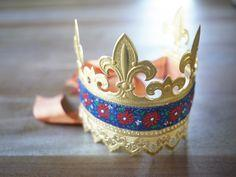 DIY Paper Crown