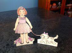Make Paper Dolls at Home