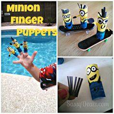 Finger Puppets & Figurines