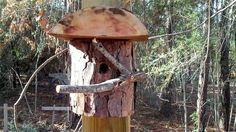 How to make a Funky Bird House