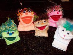 Sock Puppets Tutorial