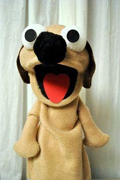 Dog Puppet Tutorial