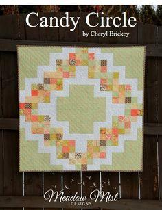Candy Circle Quilt