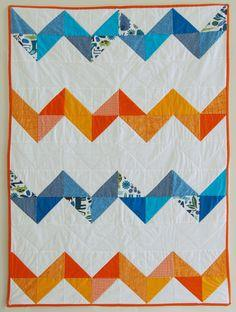 A Quilt for a Baby Boy