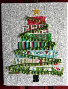 The Quilted Tree ~ tutorial