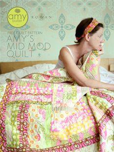 AMY'S MID MOD QUILT