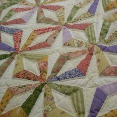 Making a Paper Pieced Quilt