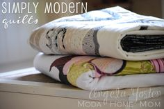 Simply Modern Quilts Tutorial