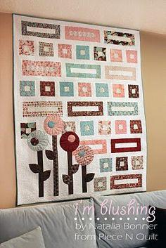 Cute jelly roll quilt tutorial