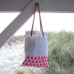 Statement Tote Bag tutorial