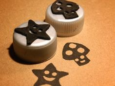 Bottle Cap Stampers