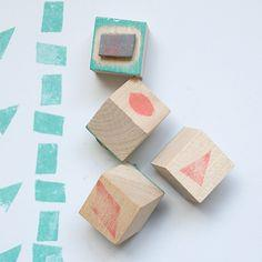 DIY STAMP SET TUTORIAL