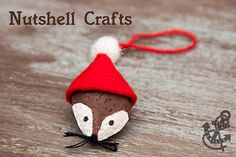 Nutshell Crafts for Kids